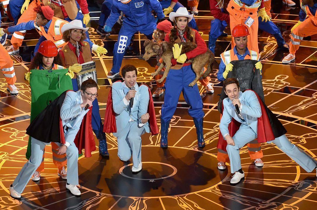 Oscar-150222-Show-getty-AFP (35) - Bildquelle: Kevin Winter/Getty Images/AFP