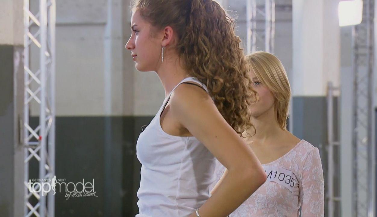 GNTM-S12-Sendung01-Casting-Muenchen41 - Bildquelle: ProSieben