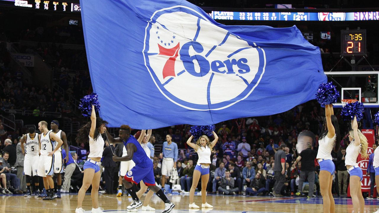 Philadelphia 76ers     - Bildquelle: imago/ZUMA Press