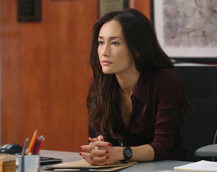 Untersucht gemeinsam mit ihren Kollegen einen ganz besonderen Fall eines Stalkers: Lieutenant Beth Davis (Maggie Q) ... - Bildquelle: Warner Bros. Entertainment, Inc.