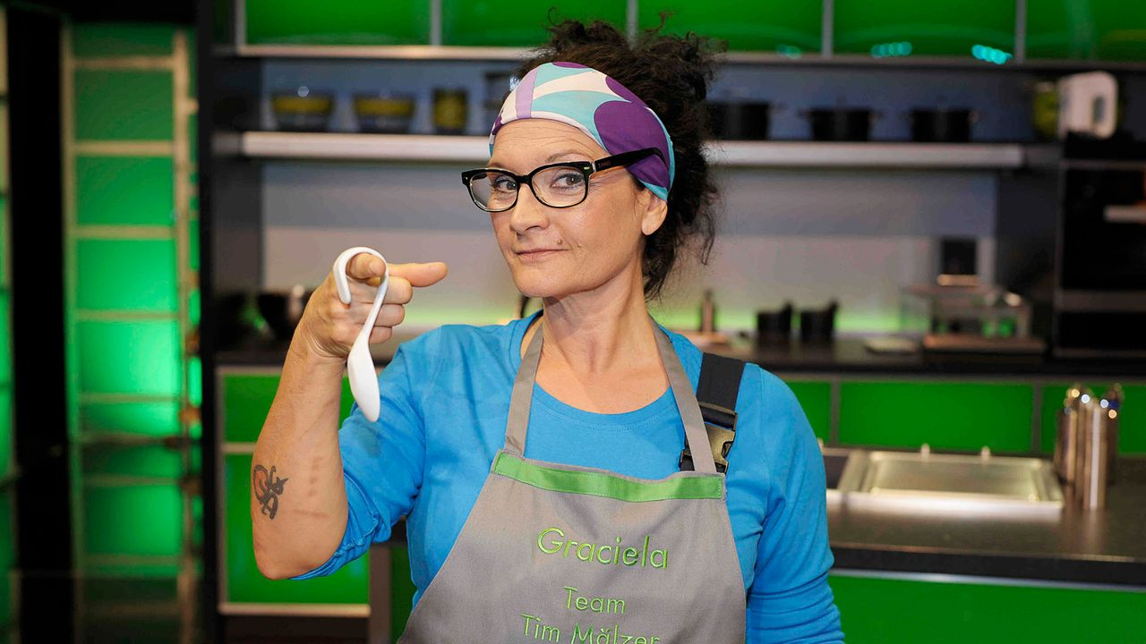 The-Taste-Epi01-Kandidaten-Graciela-1-SAT1-Oliver-S - Bildquelle: SAT.1/Oliver S.