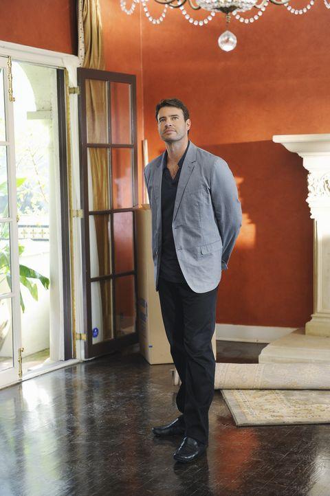 Jeff (Scott Foley) schaut sich schon zum wiederholten Male das Haus an und kann sich nicht entscheiden - oder will er vielleicht etwas ganz anderes? - Bildquelle: 2009 ABC INC.