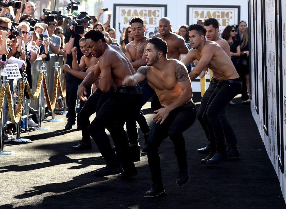 Die Tänzer MMXXL - Bildquelle: AFP