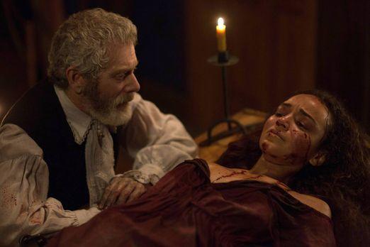 Salem - Wird Increase (Stephen Lang, l.) die traurige und mitleiderregende Ge...