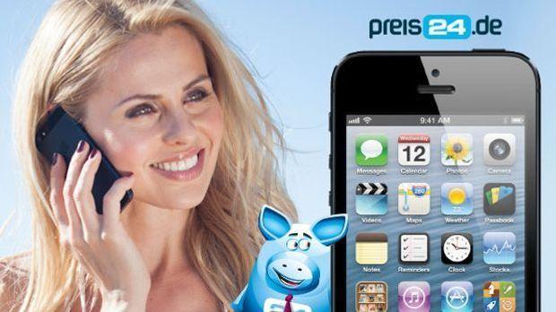 Gewinnspiel - preis24 - iPhone