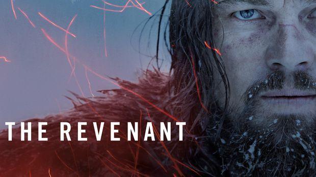 The Revenant - Der Rückkehrer - Artwork © 2015 Twentieth Century Fox Film Cor...