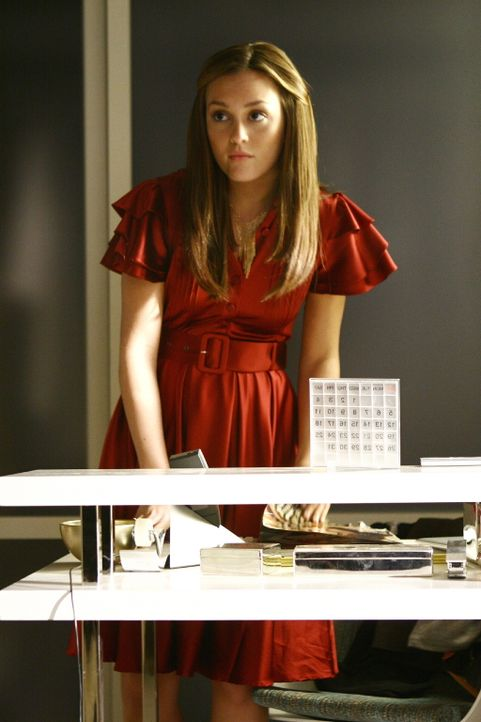 Stellt sich einer großen Herausforderung: Blair (Leighton Meester) ... - Bildquelle: Warner Bros. Television