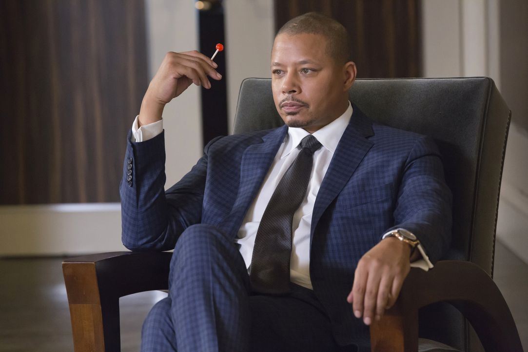 Lucious (Terrence Howard) bemüht sich weiterhin, Hakeem zurück zu gewinnen. Doch wird es ihm wirklich gelingen? - Bildquelle: Chuck Hodes 2015-2016 Fox and its related entities.  All rights reserved.