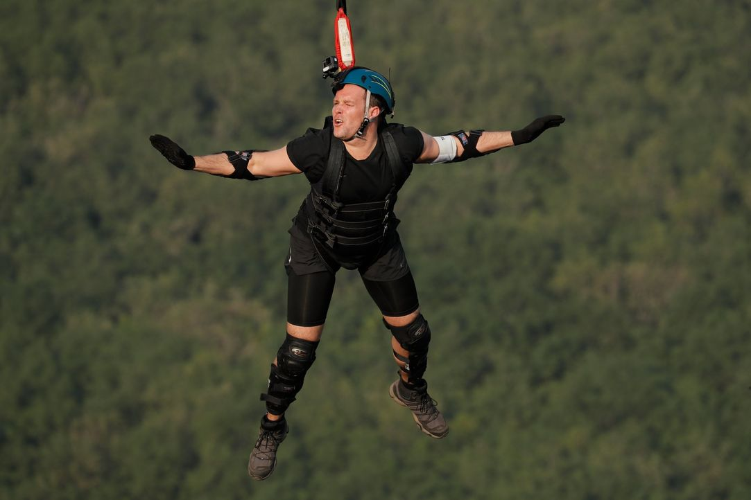 Global Gladiators Folge 1 _1 - Bildquelle: ProSieben/Richard Hübner