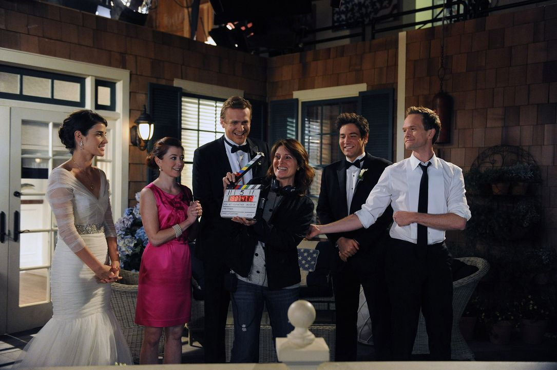 HIMYM- Behind the scenes- Last Forever Part1 (1) - Bildquelle:  CBS Broadcasting, Inc. All rights reserved