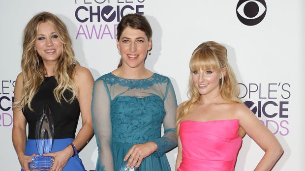 The Big Bang Theory Staffel 8 Penny Im Streit Mit Bernadette