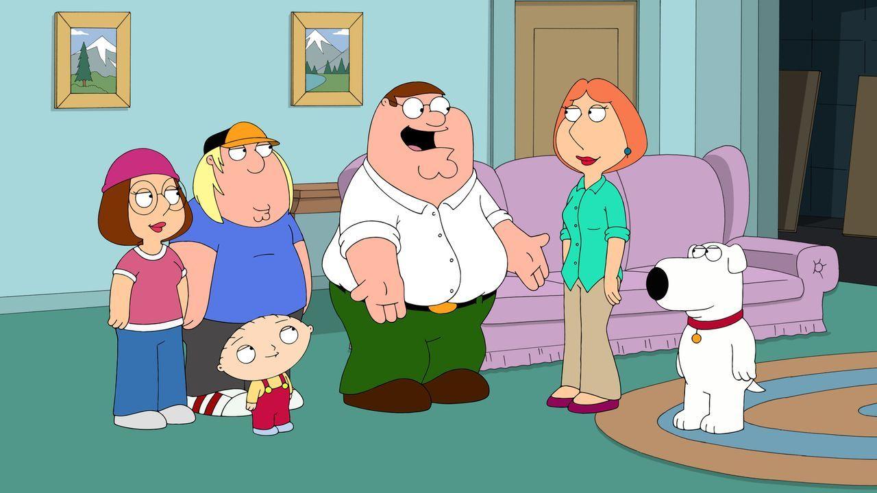 Peter (3.v.r.) sieht ein, dass ihm seine Star-Allüren in den Kopf gestiegen sind und er nichts ohne seine Familie ist - können sie ihm verzeihen? - Bildquelle: 2016-2017 Fox and its related entities.  All rights reserved.