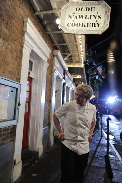 """Im Herzen von New Orleans braucht das Restaurant """"Oceana"""" dringend Hilfe. Kann Gordon Ramsay das Lokal vor dem Ruin bewahren? - Bildquelle: Fox Broadcasting.  All rights reserved."""