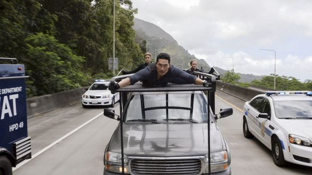 Hawaii Five-0 - Hawaii Five-0 - Staffel 7 Episode 25: Heisse Spur