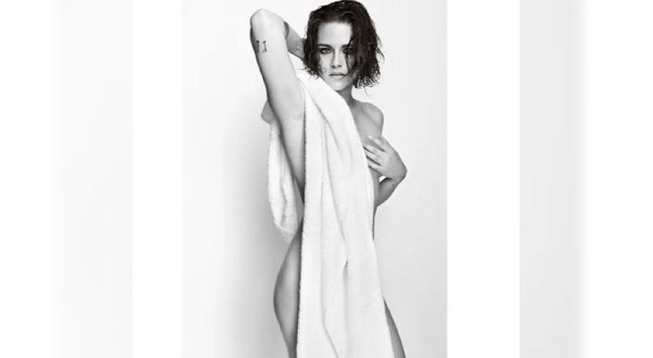 So heiß zeigt sich Kristen Stewart nach der Trennung von Alicia Cargile - Bildquelle: Instaram/mariotestino