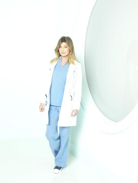 (8. Staffel) - Stets im Einsatz, um Leben zu retten: Meredith (Ellen Pompeo) ... - Bildquelle: ABC Studios