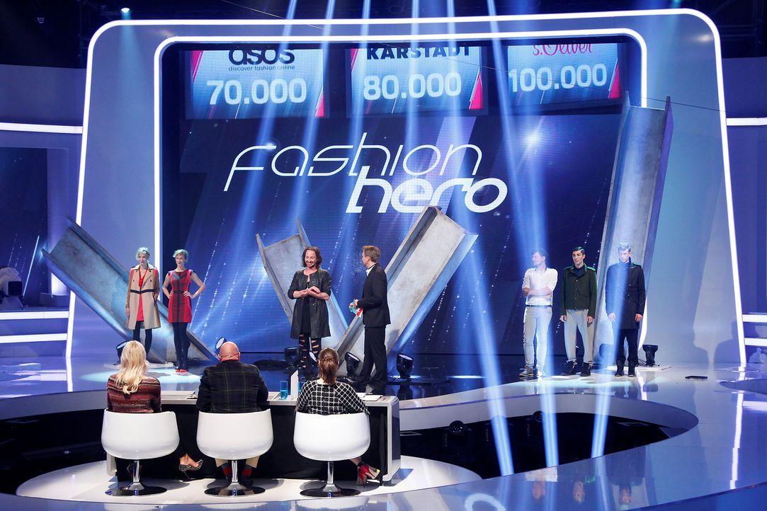Fashion-Hero-Epi03-Show-040-ProSieben-Richard-Huebner - Bildquelle: Richard Huebner