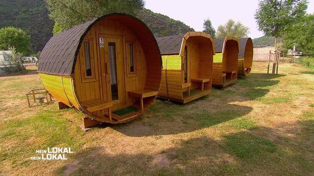 Mein Lokal, Dein Lokal - Mein Lokal, Dein Lokal - Schlafen Im Fass: Campingplatz Mosel Islands
