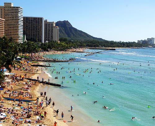 Hawaii Five-0: Bilder - Hawaii - Bildquelle: AFP