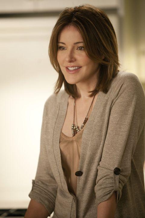 Amüsiert sich über ihren Ehemann: Ellie (Christa Miller) ... - Bildquelle: 2009 ABC INC.