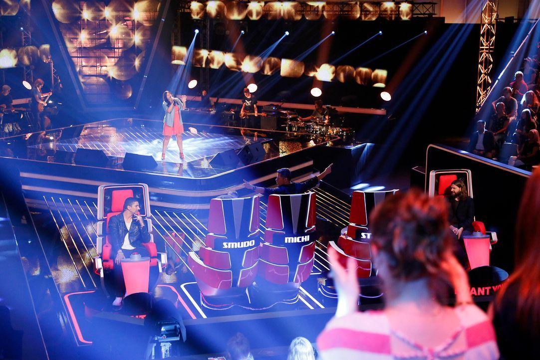 TVOG-Stf05-Nicole-05-SAT1-ProSieben-Richard-Huebner - Bildquelle: SAT.1/ProSieben/Richard Huebner