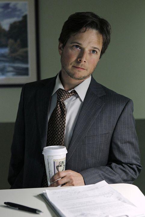 Gut oder Böse? Casey Stratton (Scott Wolf) - Bildquelle: CBS Television