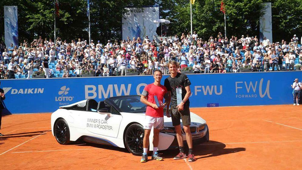 - Bildquelle: Alexander Hassenstein/BMW Open by FWU