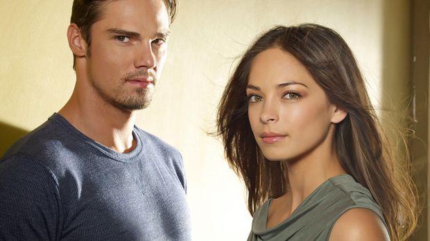 (2. Staffel) - Fühlen sich zueinander hingezogen, wissen aber, dass eine Verb...