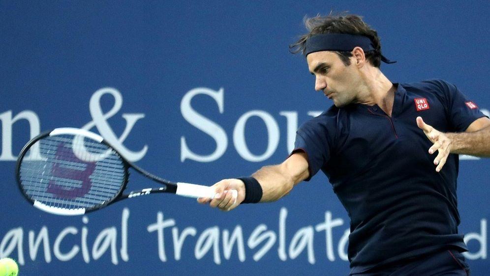 Nächster Gegner für Federer ist Landsmann Stan Wawrinka - Bildquelle: AFPGETTY SIDRob Carr