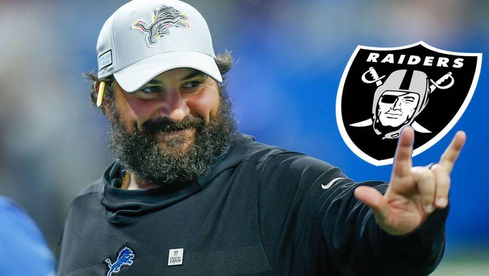 """Drängt die Oakland Raiders in die Favoritenrolle für """"Hard Knocks"""": Matt Pat... - Bildquelle: imago"""