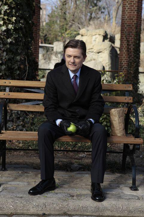 Was hat Walter Morgan (James Urbaniak) mit dem Tod an Kayla, einer jungen Tennisspielerin, zu tun? - Bildquelle: 2011 CBS Broadcasting Inc. All Rights Reserved.