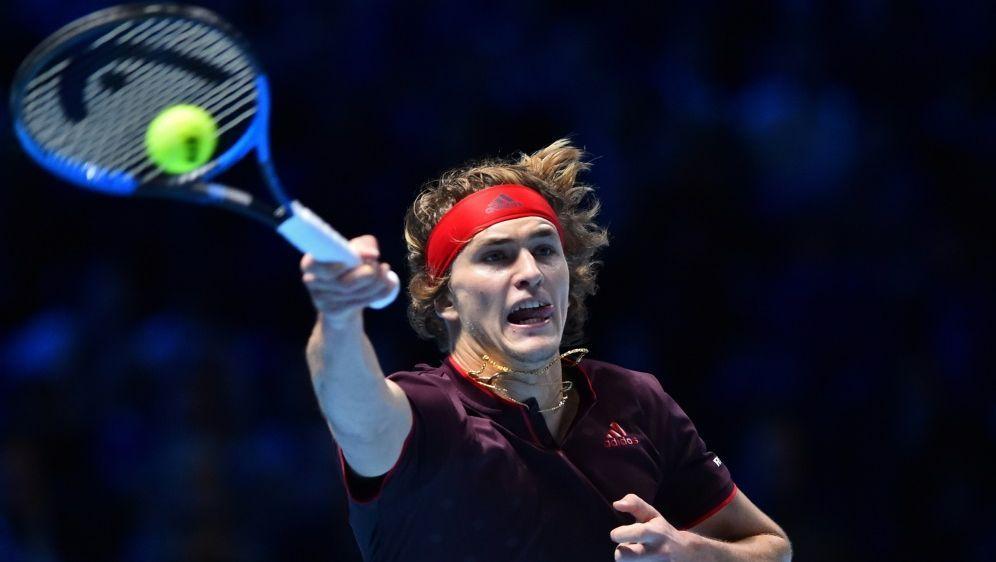 Alexander Zverev muss im Davis Cup auf Hartplatz ran - Bildquelle: AFPAFPGlyn KIRK