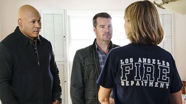 Navy Cis: L.a. - Navy Cis: L.a. - Staffel 9 Episode 12: Napalm