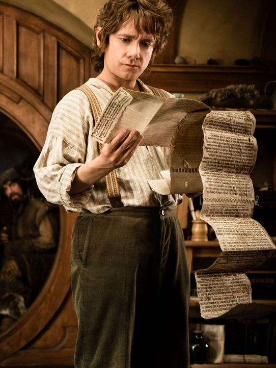 hobbit-unerwartete-reise 1000 x 1333 - Bildquelle: Warner Bros. Ent.