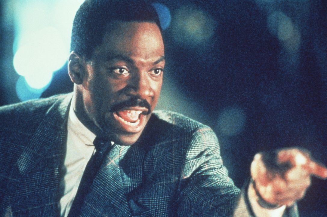 Auf der Jagd nach dem geheimnisvollen Iceman verdächtigt Jack den Internal Affairs-Mann Wilson, doch Aushilfs-Cop Reggie (Eddie Murphy) ist anderer... - Bildquelle: Paramount Pictures