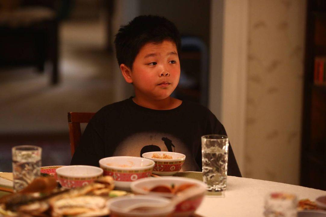 Zieht mit seiner Familie von Washington D.C. nach Orlando, Florida, wo einige Probleme auf sie warten: Eddie Huang (Hudson Yang) ... - Bildquelle: 2015 American Broadcasting Companies. All rights reserved.