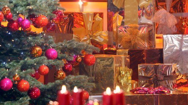 Weihnachten Geschenke_dpa
