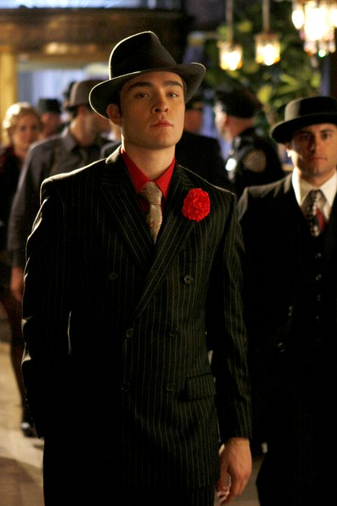 Nun will Chuck (Ed Westwick) es endlich allen zeigen und aus dem Schatten seines Vaters treten. - Bildquelle: Warner Brothers