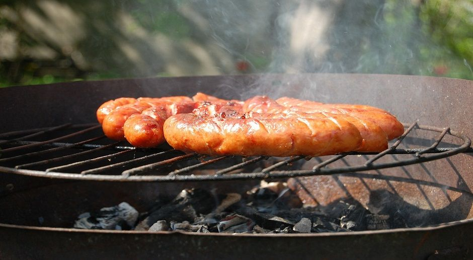 Florabest Holzkohlegrill Brennpaste : Rauchfrei grillen auf dem balkon: so gehts sat.1 ratgeber