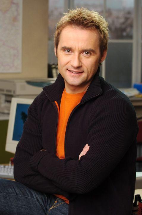 Kommissar Bernd Kuhnt - Bildquelle: Stefan Menne Sat.1