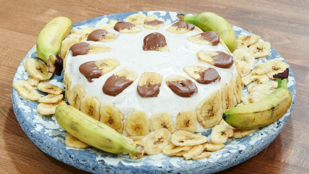 "Bananenkuchen ""Monkey's Dream"""