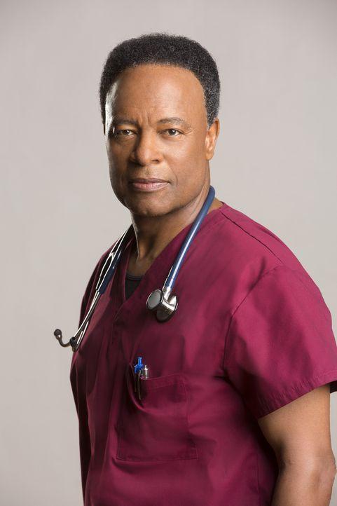 (1. Staffel) - Der Arzt der Notaufnahme, Dr. Rollie Guthrie (William Allen Young), hat eine nicht einfache Beziehung zu seinem Sohn, nachdem sich de... - Bildquelle: Monty Brinton 2015 ABC Studios