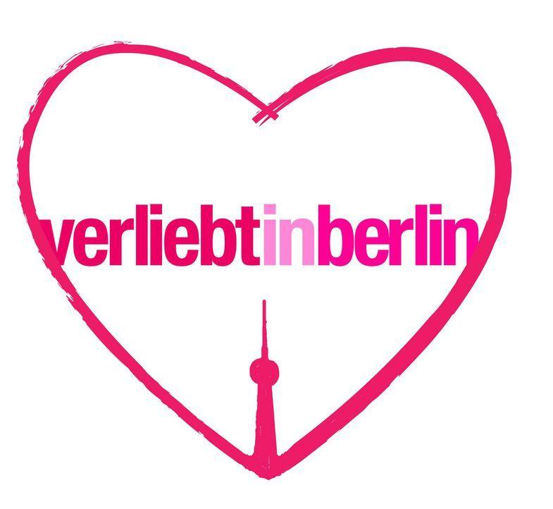 VERLIEBT IN BERLIN - Logo - Bildquelle: SAT.1