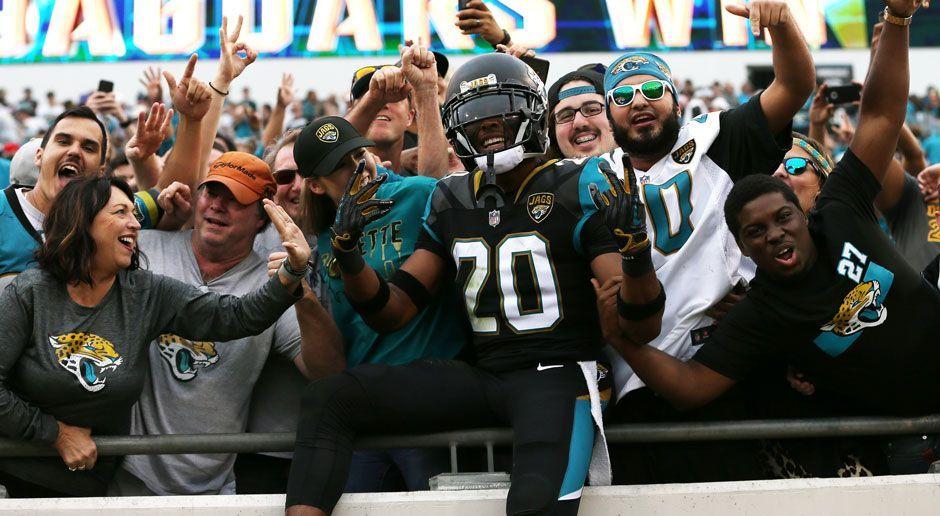 Jalen Ramsey (Jacksonville Jaguars) - Bildquelle: 2017 Getty Images