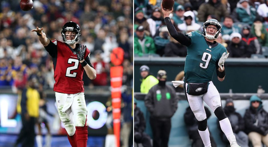 Atlanta Falcons at Philadelphia Eagles - Bildquelle: Getty Images