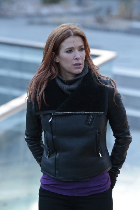 Gibt alles, um eine Mord aufzudecken: Carrie (Poppy Montgomery) ... - Bildquelle: 2011 CBS Broadcasting Inc. All Rights Reserved.
