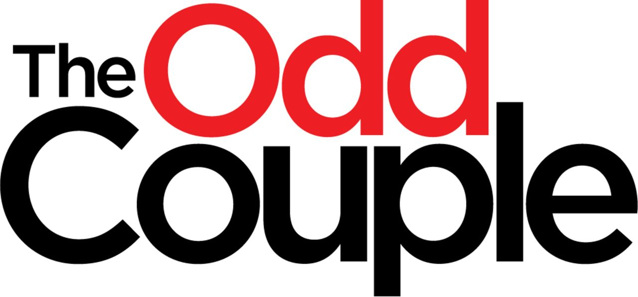 (1. Staffel) - The Odd Couple - Logo - Bildquelle: 2014 CBS Broadcasting, Inc. All Rights Reserved