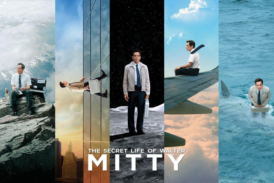 Das erstaunliche Leben des Walter Mitty - Artwork - Bildquelle: 2013 Twentieth Century Fox Film Corporation.  All rights reserved.