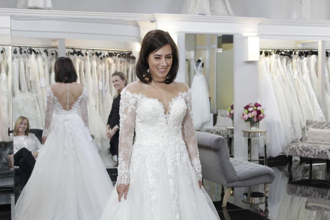 Braut Jessica liebt die Royals und sucht nach einem Kleid, das dem von Kate ... - Bildquelle: TLC & Discovery Communications