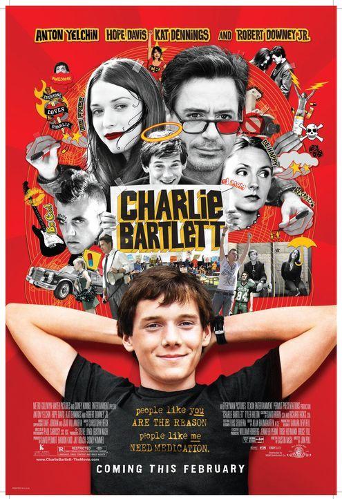 CHARLIE BARTLETT - Plakatmotiv - Bildquelle: 2007 KIMMEL DISTRIBUTION LLC. ALL RIGHTS RESERVED.